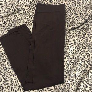 OSFA Rue 21 brown leggings
